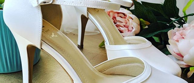 Donna Bridal Shoes - by Lilly