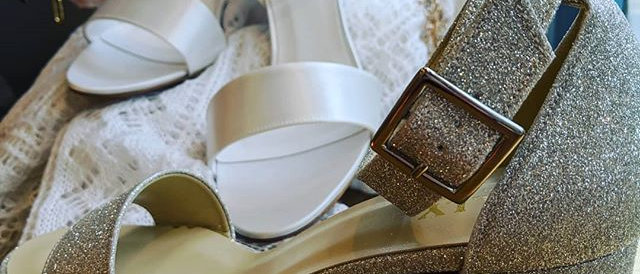 Carrie Bridal Shoes- by Lilly