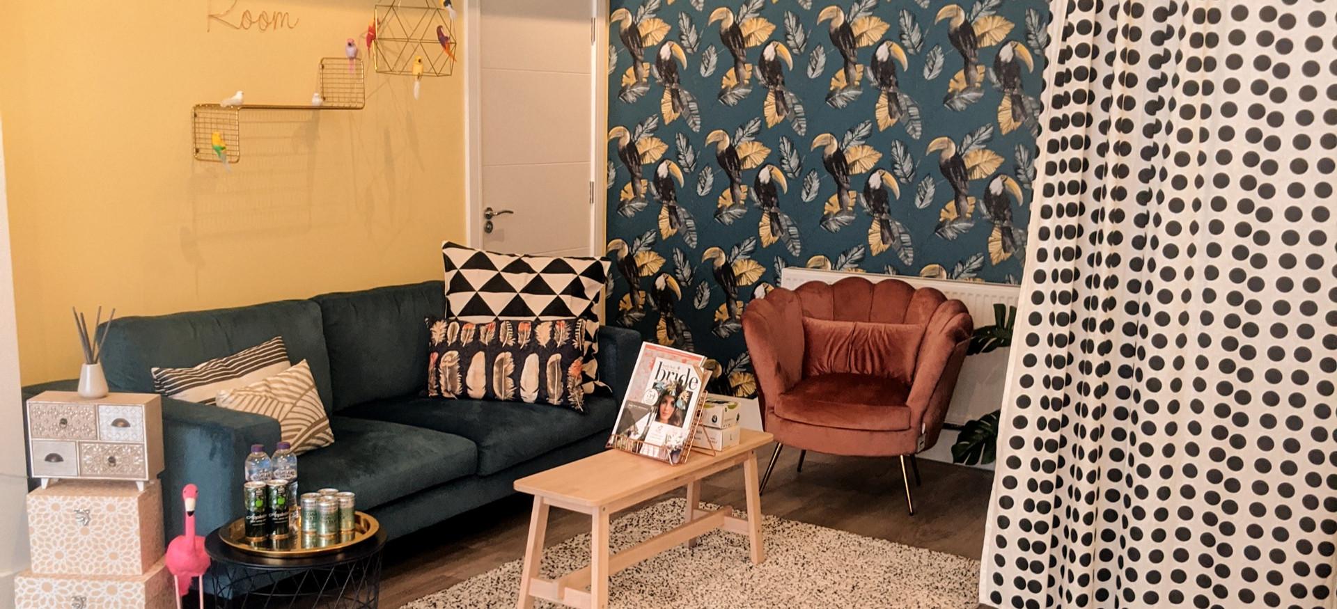 The Bird Room - Pretty Smithy Bridal