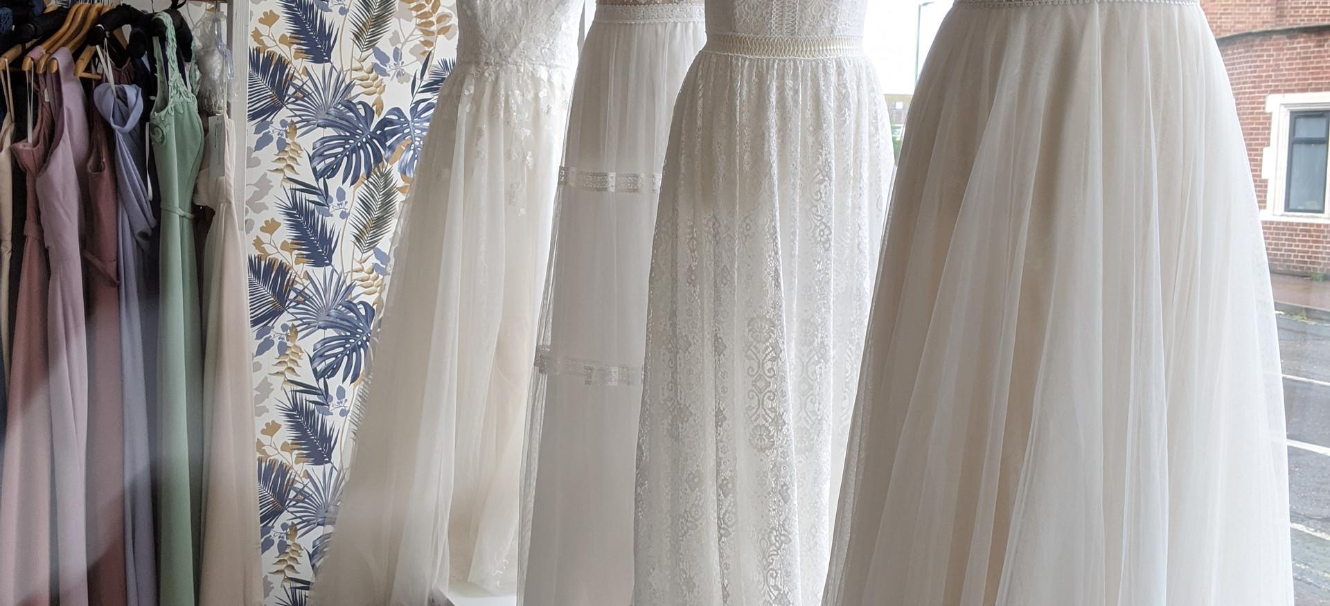 Pretty Smithy Bridal - Shop Front