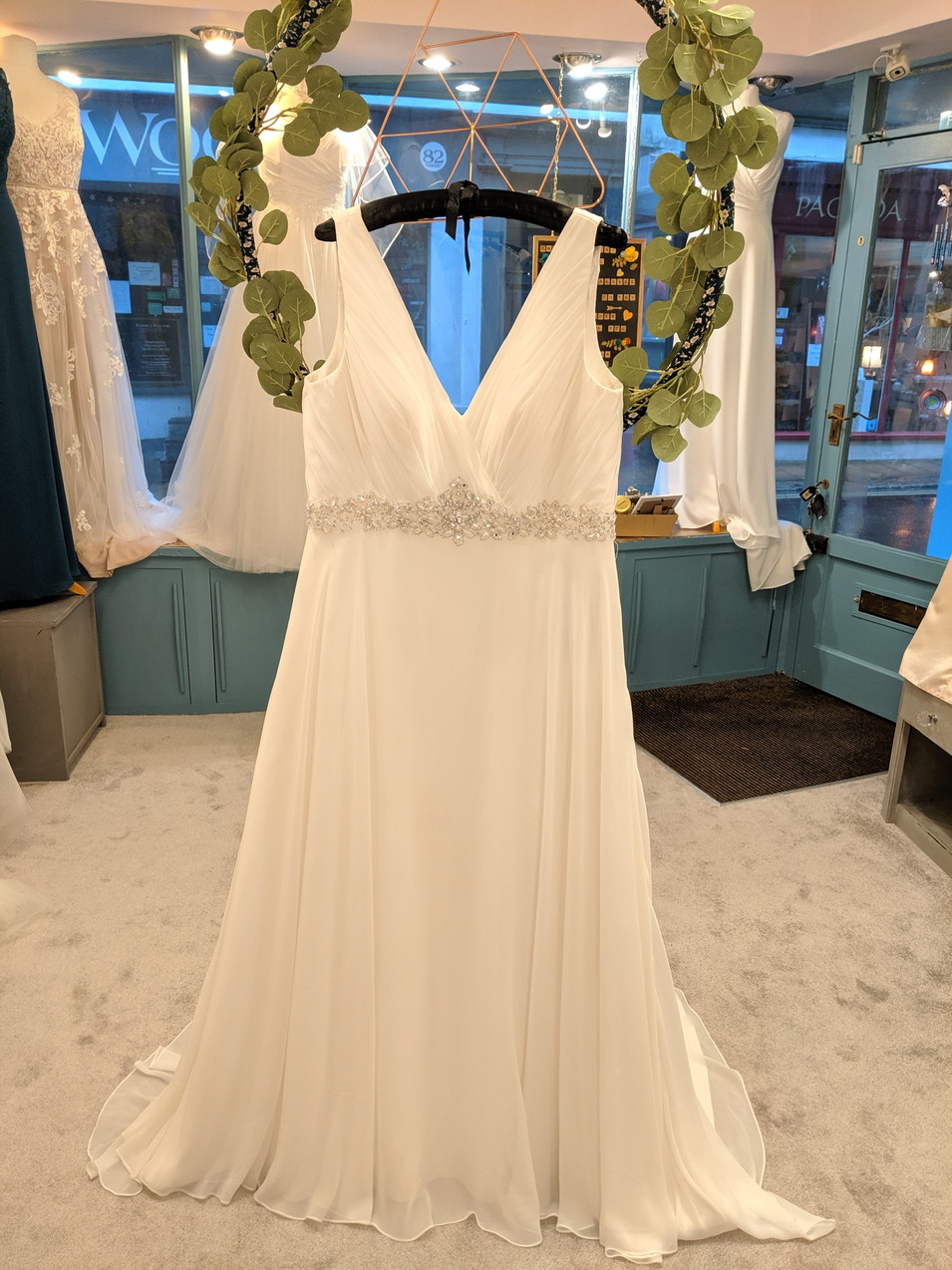 Malory - by Rosa Couture - £599