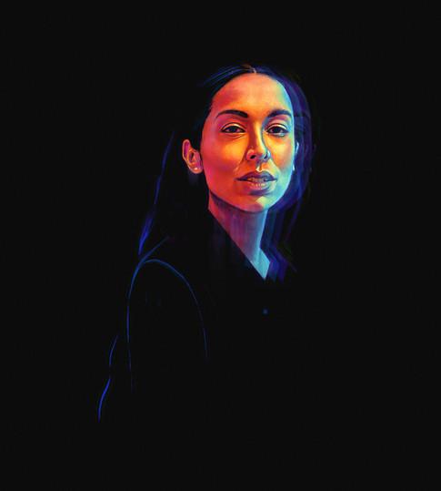 Portrait of Amia Srinivasan