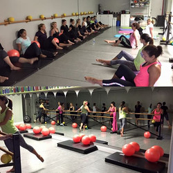 #TotalBarre #fitness #class !!! Come join us!!