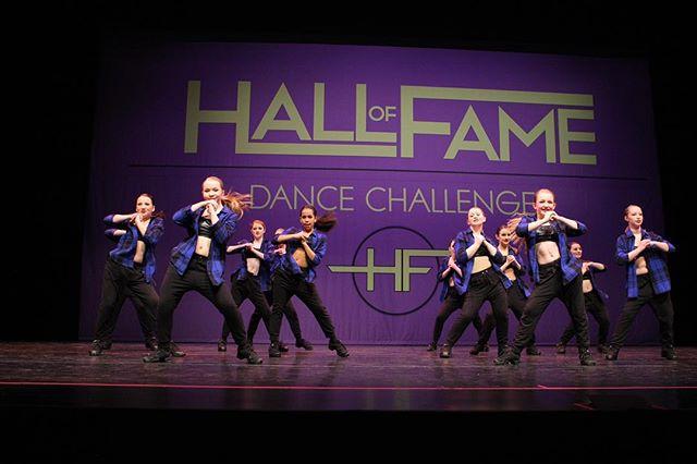 Hip Hop Crew!  #hofdance _halloffamedance