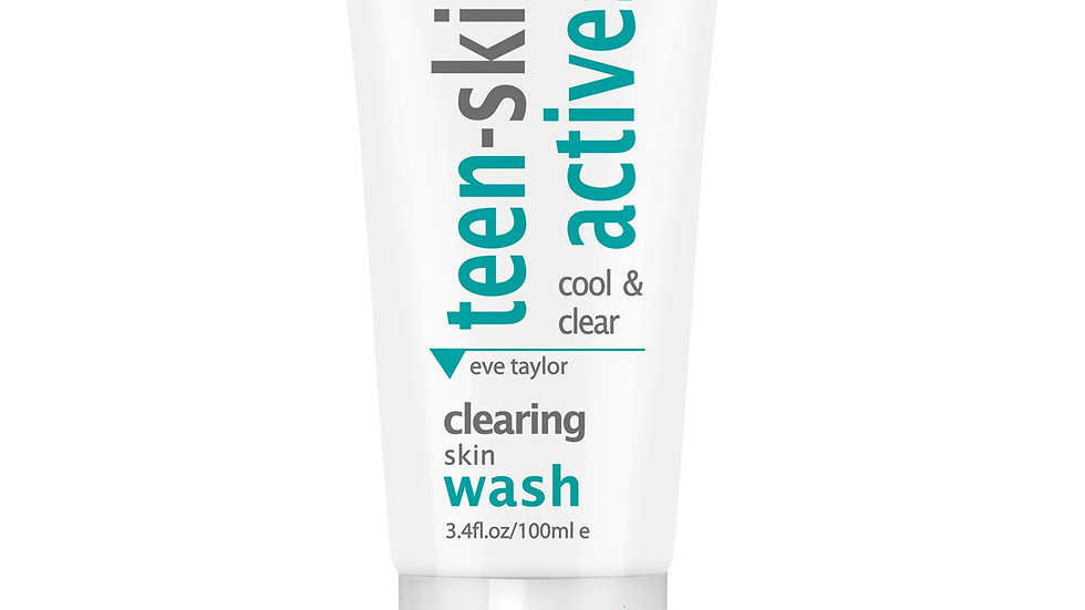 Teen Skin Actives Clearing Skin Wash 100ml