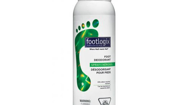 Footlogix foot deodorant spray 125ml