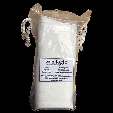 Large Square Cotton Pads