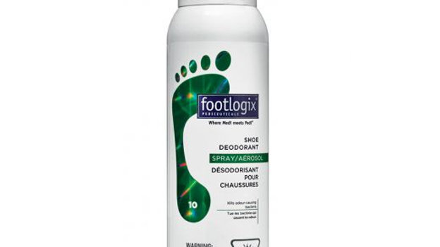 Footlogix shoe deodorant spray 125ml