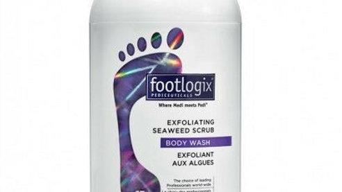 Footlogix exfoliating seaweed scrub 250ml