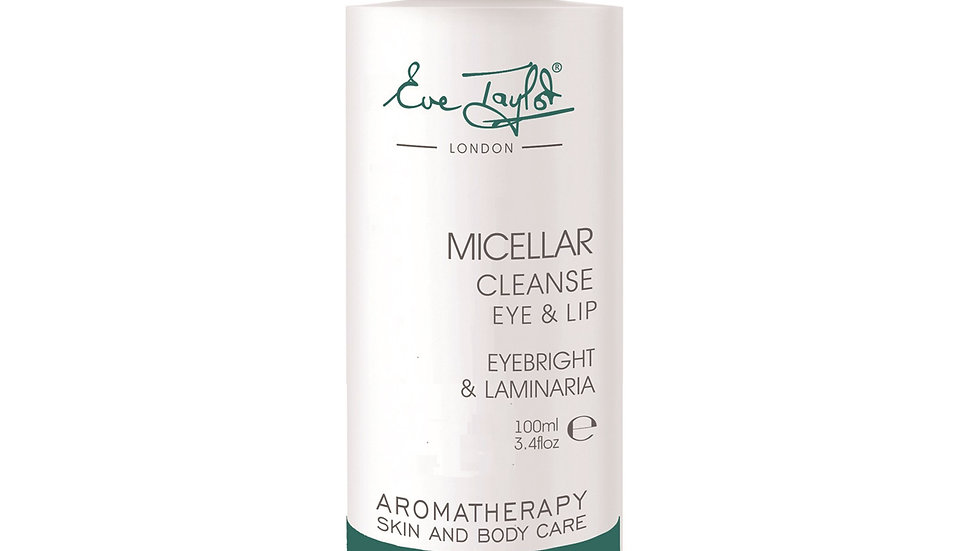 Micellar Cleanse Eye & Lip 100ml