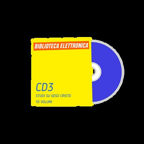 CD3 - Studi su Gesù Cristo