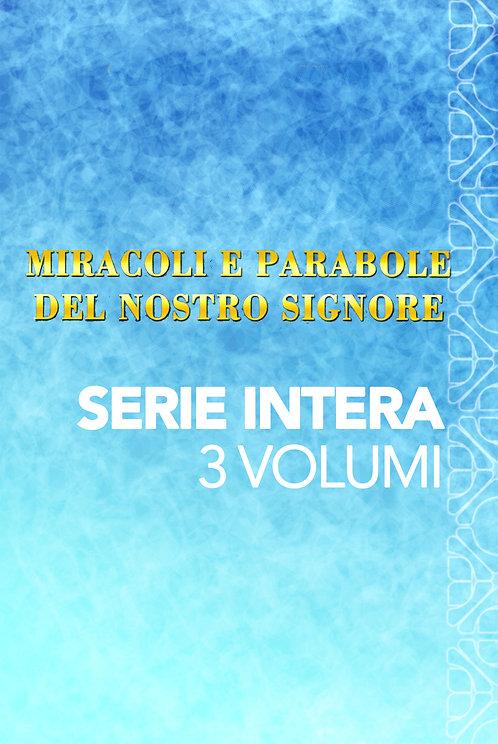 Miracoli e Parabole - SERIE INTERA