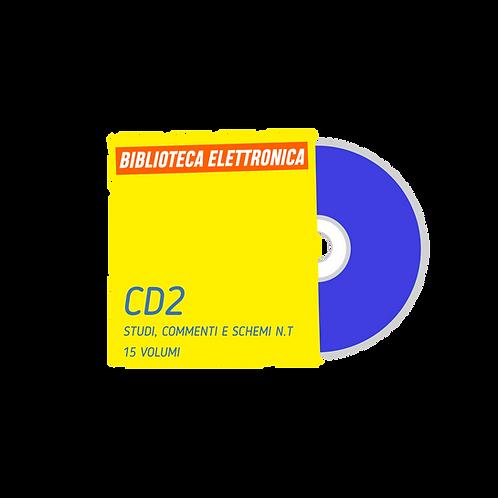 CD2 - Studi, Commenti E Schemi N.T. - Vol. 15