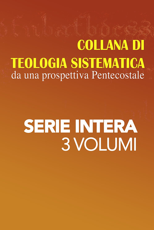 Teologia Sistematica - SERIE INTERA