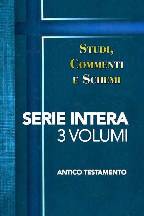 Studi, commenti e schemi - SERIE INTERA AT (3 volumi)