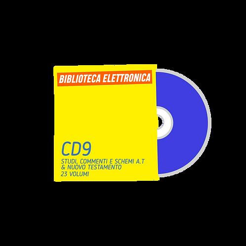 CD9 - Studi, commenti, schemi A.T+ N.T. Vol. 56