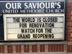 Watch for the Reopening