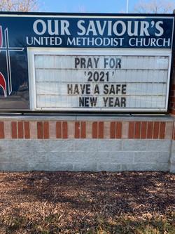 Pray for 2021
