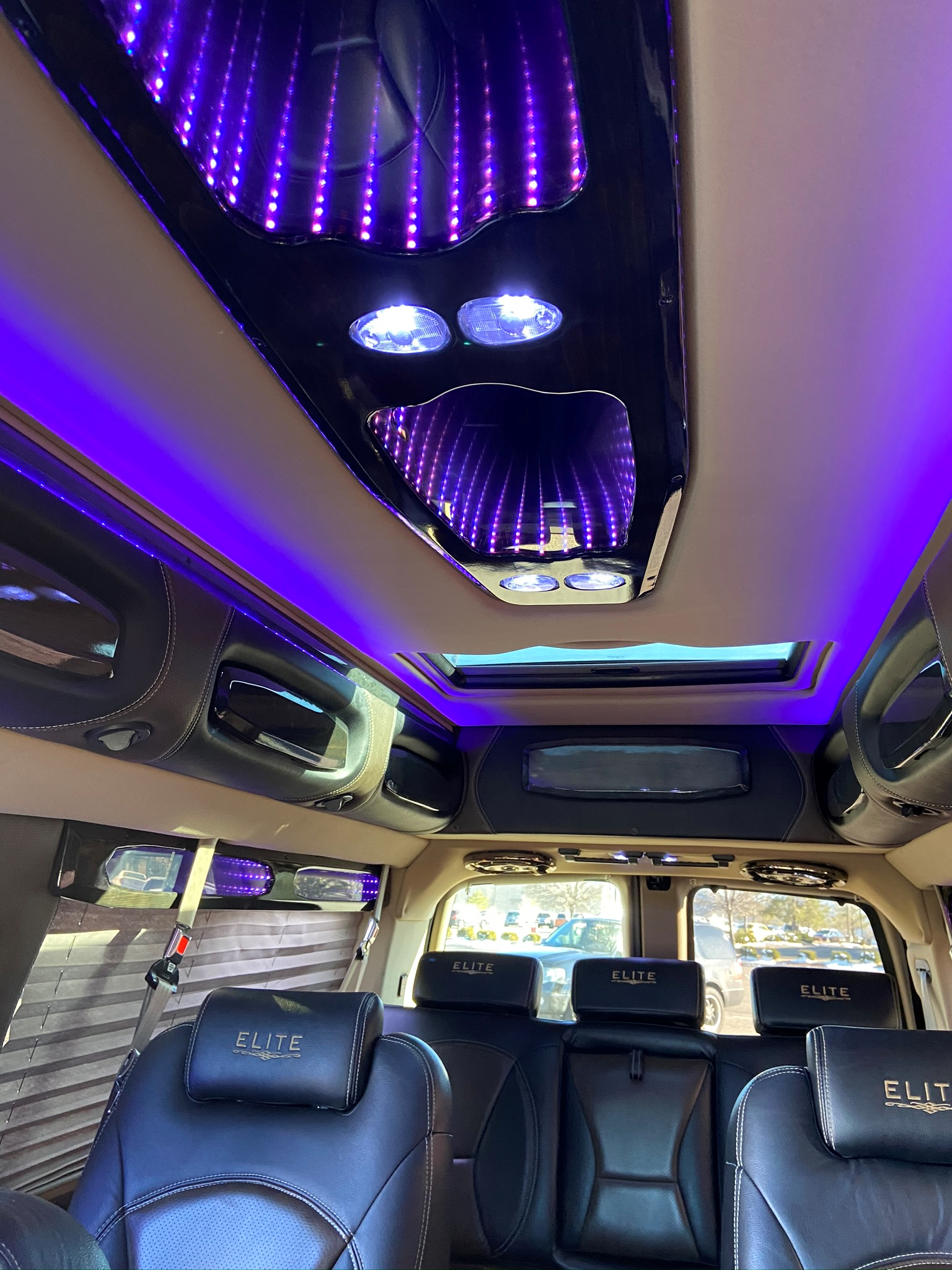 interior purple