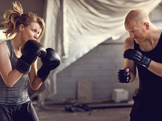 3 Reasons to Get in Shape with Muay Thai