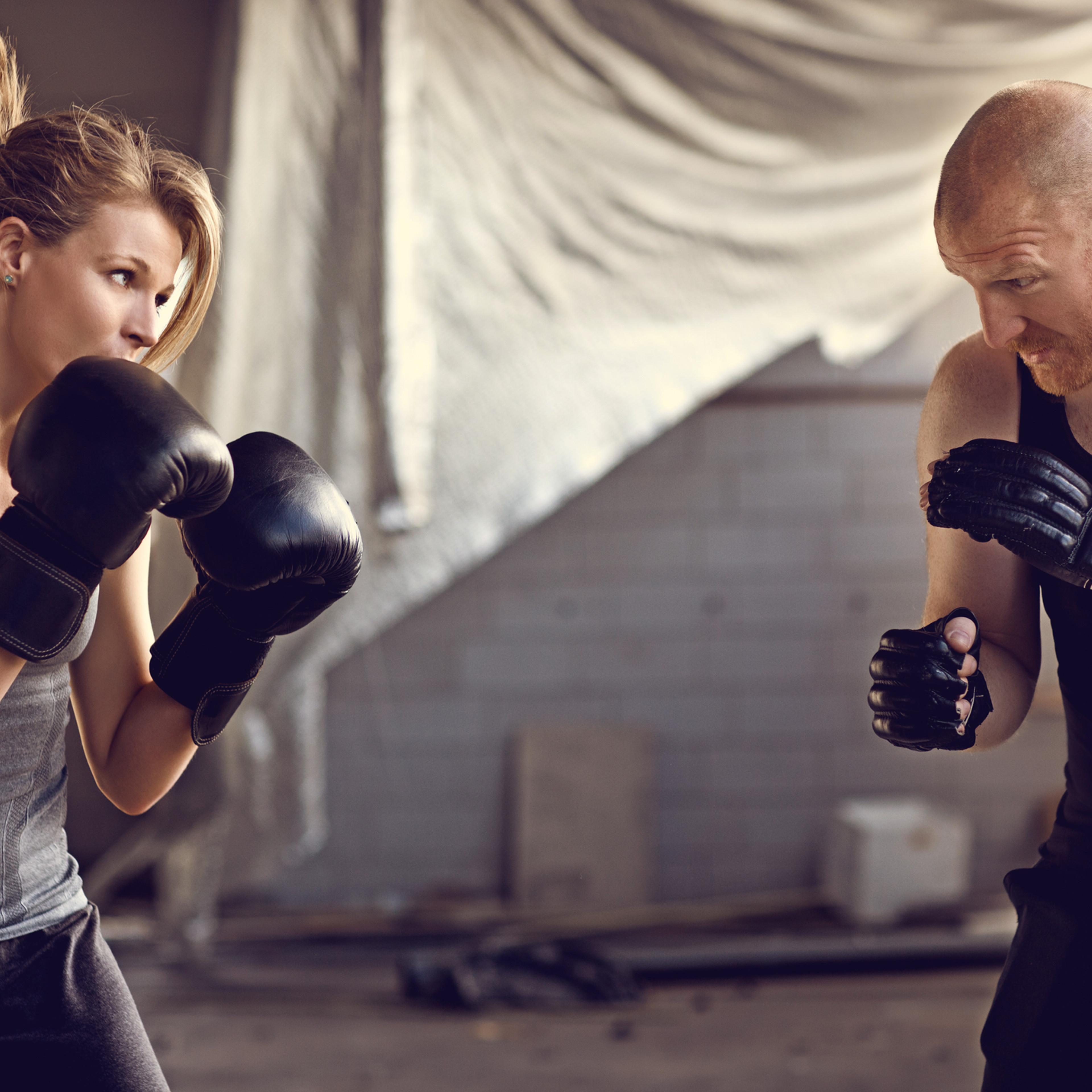Martial Art Technique