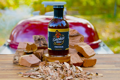 Smokin Hoggz Pitmaster Blend BBQ Sauce