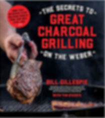 great charcoal grilling
