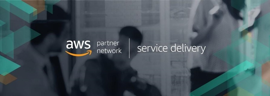 AWS Service Delivery Partner logo