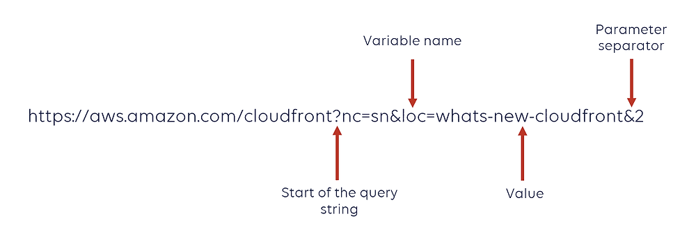 Ignore query strings