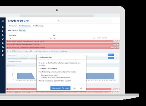 Cloudchecker automation