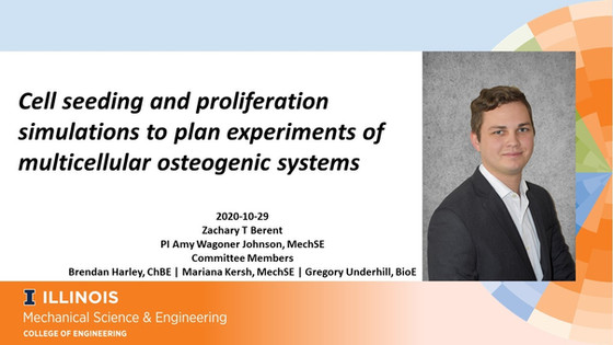 Congratulations to Dr. Zachary Berent!