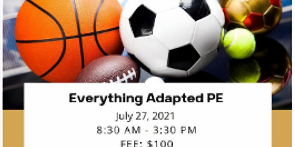Everything Adapted PE