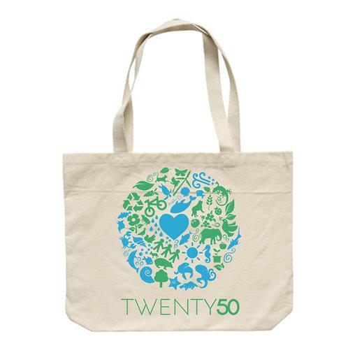 One World - Eco Biodegradable Shoulder Bag