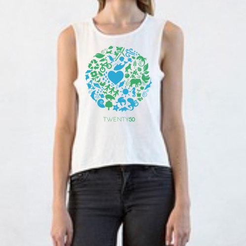One World - Organic Women's Tee