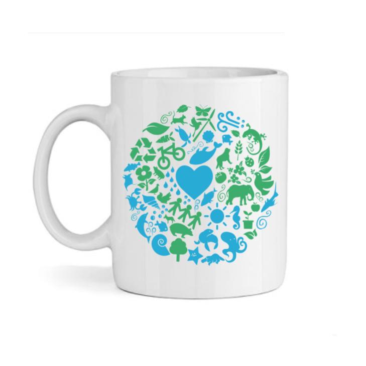 Mug one planet