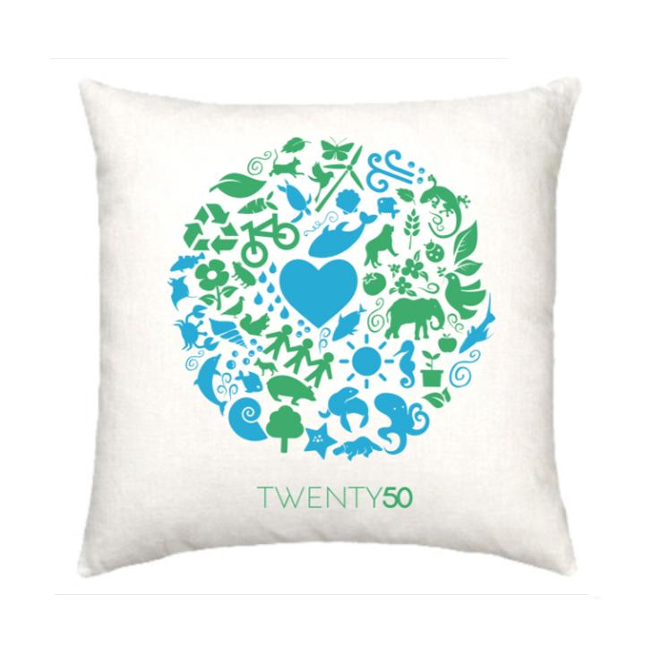 One Planet - cushion