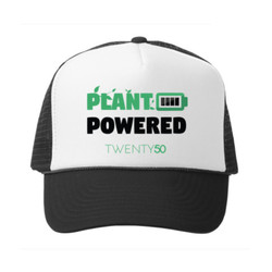 Plant Powered- Cap Mesh