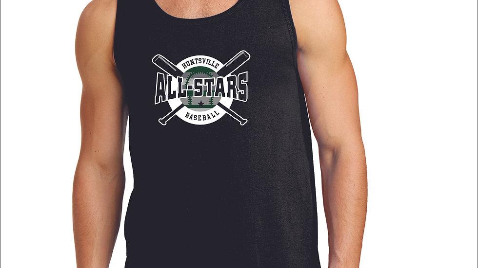 Huntsville All Stars Unisex tanks  (design #1)