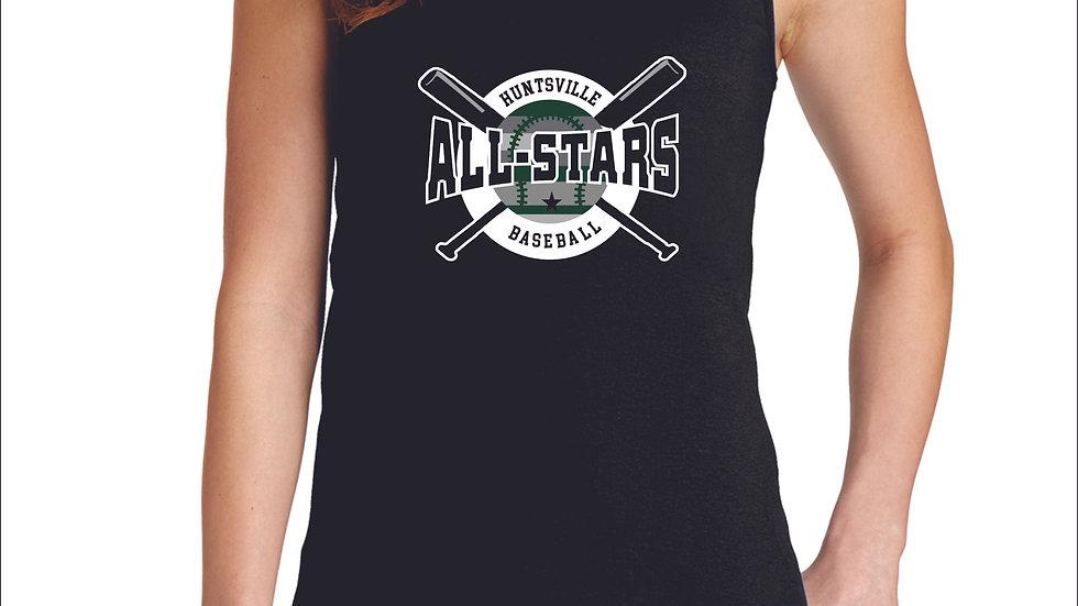 Huntsville All Stars Ladies Tanks(design #1)