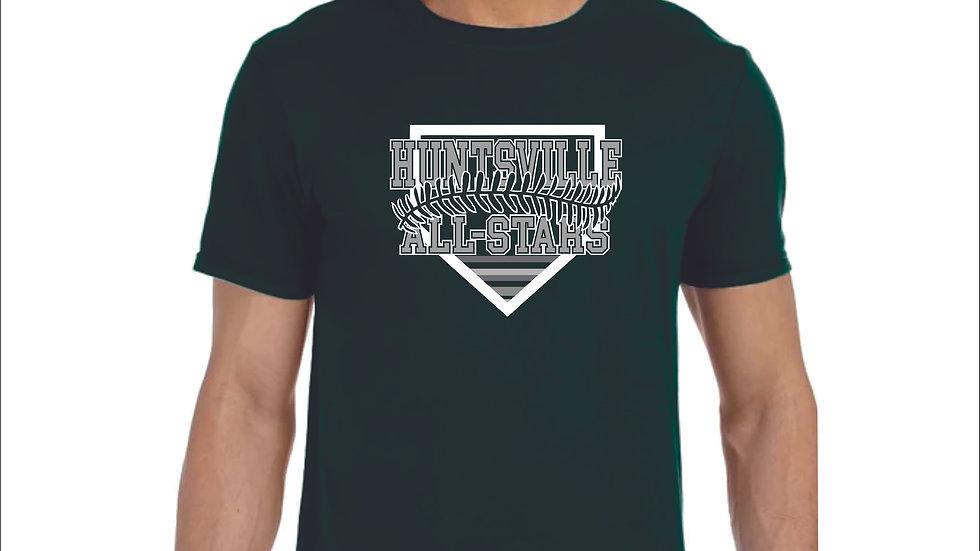 Huntsville All Stars Unisex Tee (design #2)