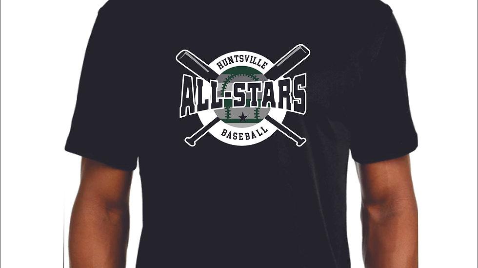 Huntsville All-Stars Dri-Fit Tee (Design #1)