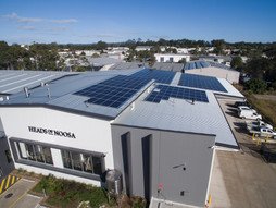 Heads of Noosa Goes Solar