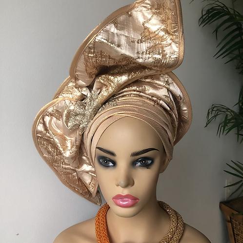 Vera  Fascinator Turban