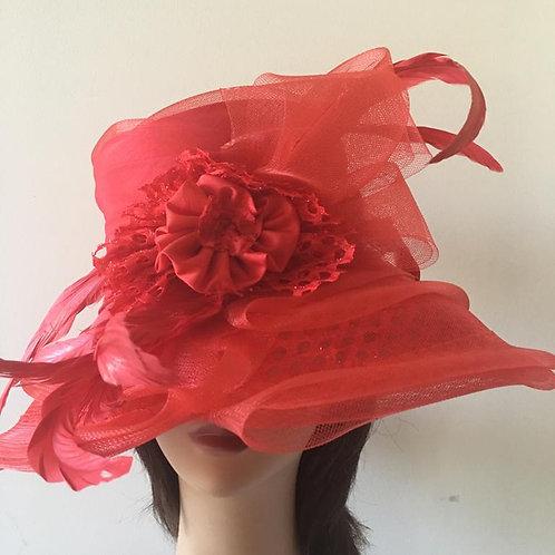 Derby Kentucky big hat