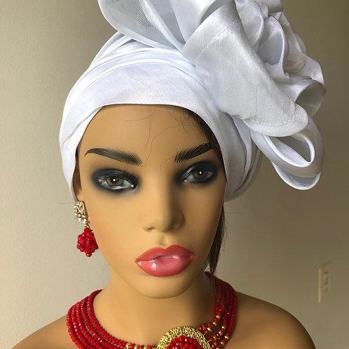 Erica fascinator Turban
