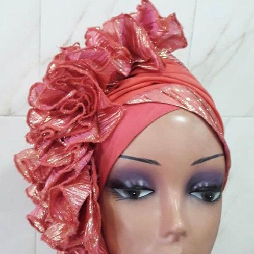 Elegant Fascinator Turban