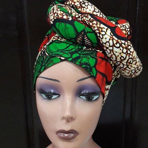 Classic Ankara Turban