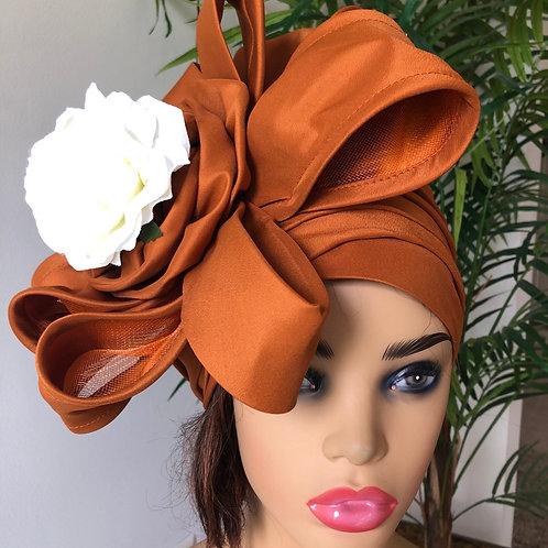 Chic Fascinator Turban