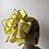 Thumbnail: Yellow fascinator Turban