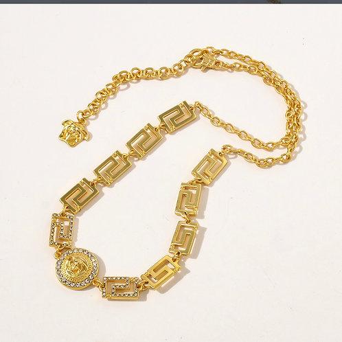 Unique versace Necklace